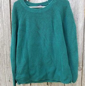 Vintage emerald sweater